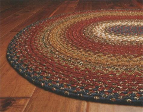 Home Design Rugs : Braided Oval Area Rugs