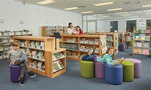 Phenomenal School Library Design in Action