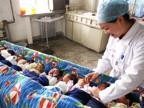 china hospitals struggle     baby boom