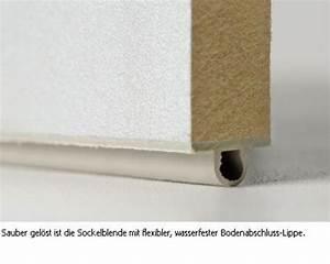 Sockelleiste Küche Gummilippe : blockk che mit ger te 310 cm stellmass ~ A.2002-acura-tl-radio.info Haus und Dekorationen