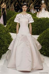 christian dior spring summer 2013 couture wedding With christian dior wedding dresses