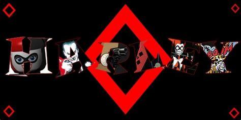 Harley Quinn Logo By Jokersdoll On Deviantart