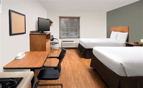 extended stay hotels  north jacksonville fl