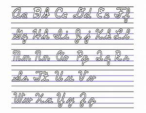 Alphabet Letters Upper And Lowercase Free Printable - free ...