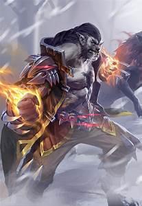 Werewolf | Heroes Charge Wiki | FANDOM powered by Wikia