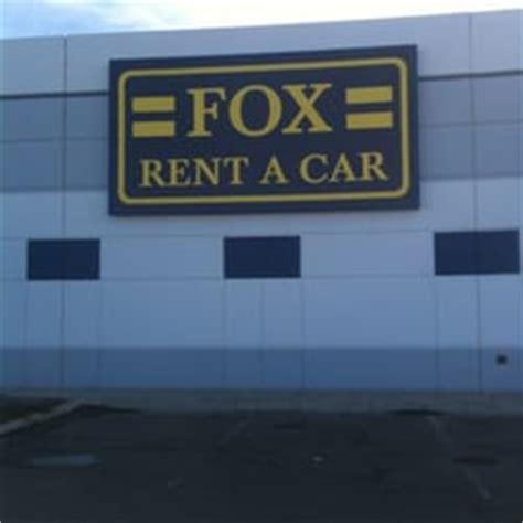 Fox Rent A Car  Denver, Co Yelp