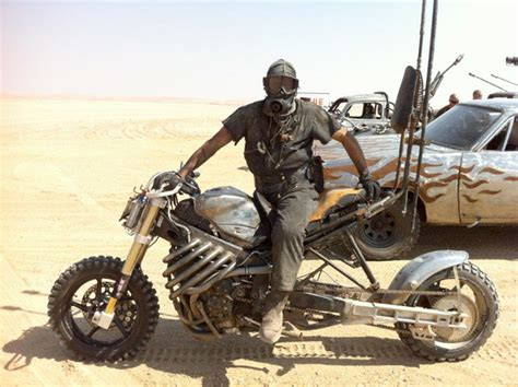 Stars Of Mad Max To Feature At Sydney Motorcycle Show