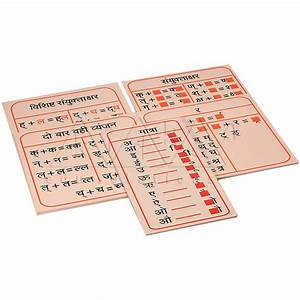Hindi Matra Chart - Kidken Edu Solutions