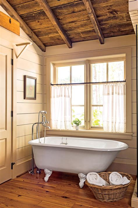 relaxing bathtubs southern living