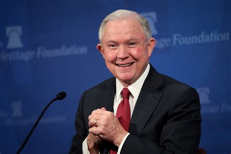 Jeff Sessions jokes about family separations during speech