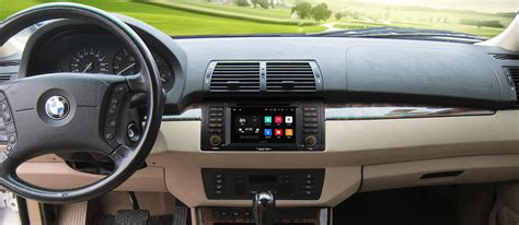 bmw    digital touch screen android ios multimedia