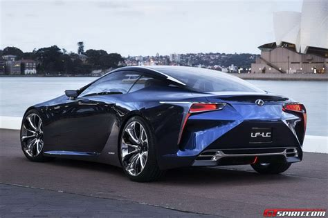 lexus lf lexus lf lc concept confirmed for production gtspirit