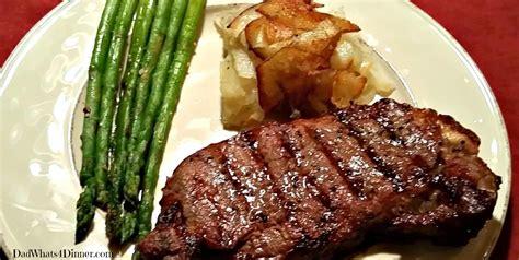 Valentine's Day Steak Dinner
