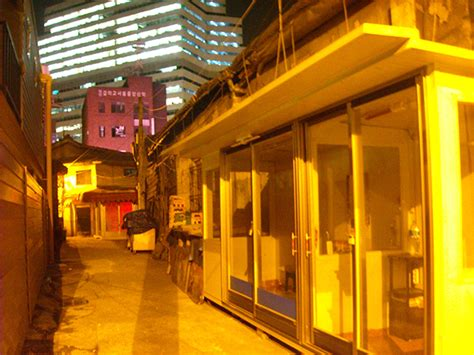 seoul red light district at the intersection of urban renewal and anti trafficking