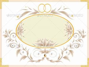 8 best images of wedding card templates wedding With wedding cards blank format