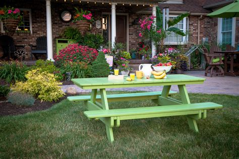 bar benches picnic tables garden structures patio