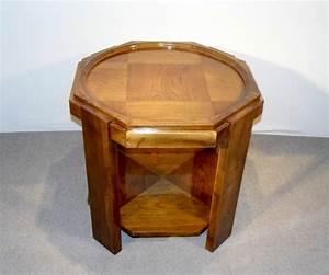 Table Basse Art Deco : table basse art d co tables basses ~ Teatrodelosmanantiales.com Idées de Décoration