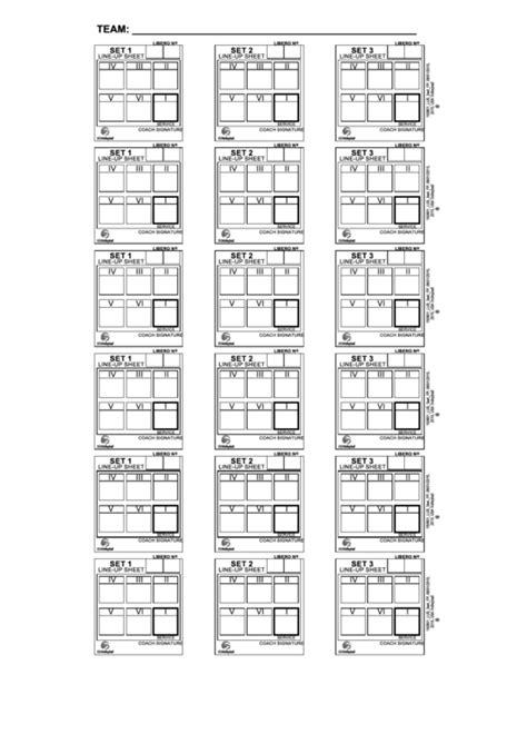 sheet  volleyball okrva printable