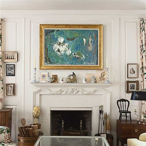French Country Living Rooms Images by An Auction Of The Late Interior Designer Bunny Mellon S