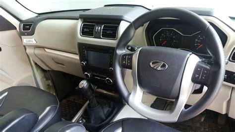mahindra thar 2017 interior 2017 mahindra scorpio s10 interior scorpio s10 display car