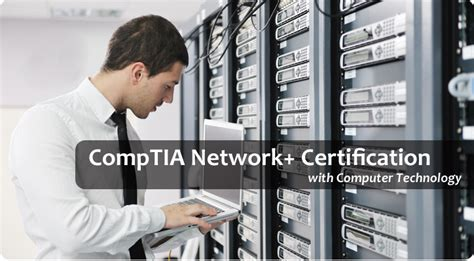 Comptia Network+ Certification  Computer Technology Distance Learning