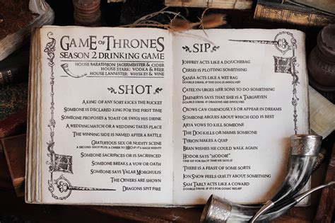 hammered  tyrions quips   game  thrones