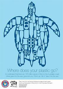 Where does your plastic go? on Behance | Print Design ...