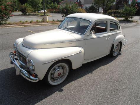 1962 Volvo Pv 544 For Sale In Charlotte, North Carolina