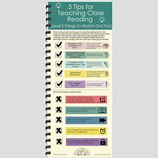 100 Best Close Reading Strategies Images On Pinterest  Close Reading Strategies, Guided Reading