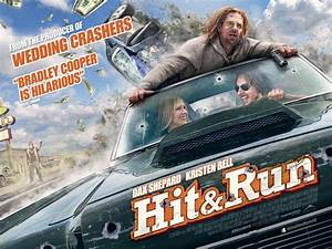 Hit And Run 2019 Poster 2 Trailer Addict