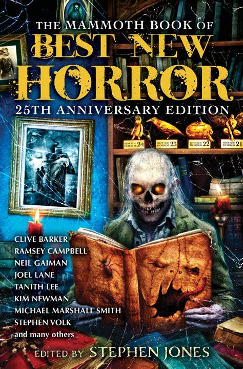 stephen jones  mammoth book    horror volume