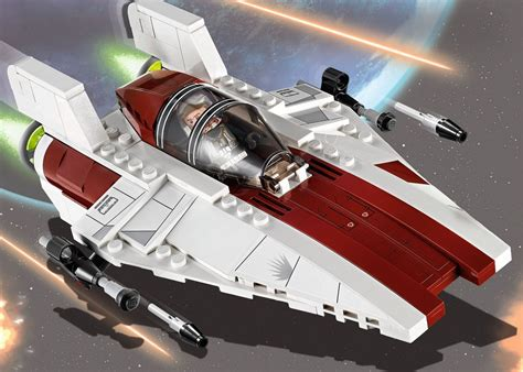 Lego 75003 A Wing Starfighter I Brick City