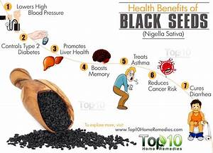 Top 10 Health Benefits Of Black Seeds  Nigella Sativa
