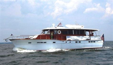Chris Craft Boats For Sale In Maryland by Chris Craft 56 Salon Motor Yacht Boats For Sale In