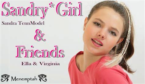 Sandra Teen Model Russian