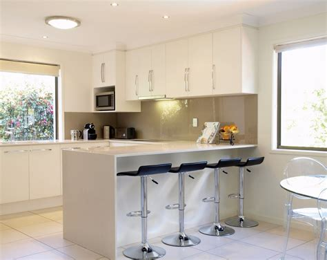 u shaped kitchen designs with breakfast bar u shaped kitchen with breakfast bar search 9807