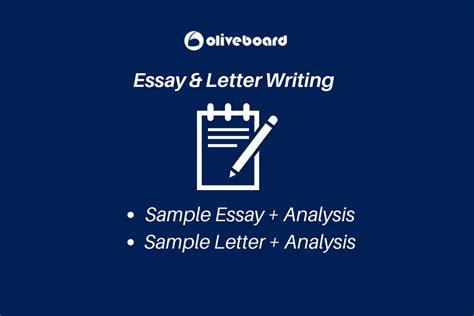 bank po descriptive writing evaluation criteria sample