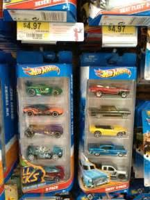 Walmart Hot Wheels Cars Pack