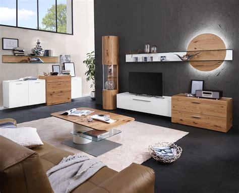 luxurioese wohnwand von ambiente  huelsta