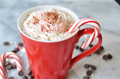 Vegan Peppermint Mocha   Veganosity