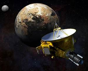 New Horizons celebrates Clyde Tombaugh's birthday with new ...