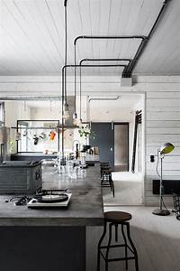 Industrial, Style, Apartment