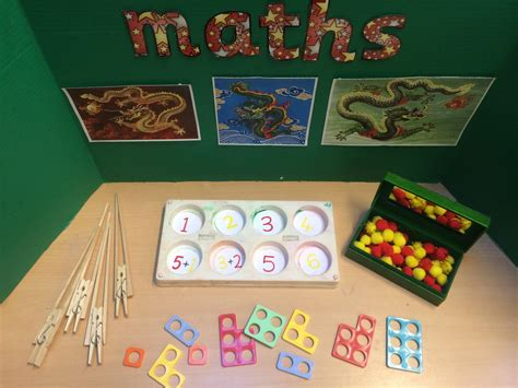 Yellowbee Maths Table Activity Chinese New Year Youtube