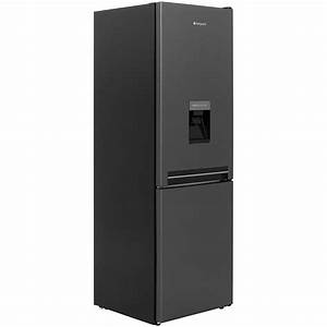 Hotpoint H8a1esbwtd 1 Day 1 A  Fridge Freezer 60  40 Free