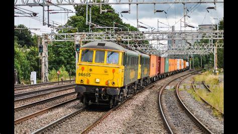 Freight Train Compilation (uk)