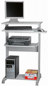 Computer Arbeitsplatz Möbel : roline 17021545 pc steh arbeitsplatz bei reichelt elektronik ~ Indierocktalk.com Haus und Dekorationen