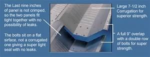 Q-series - High Profile Arch Buildings