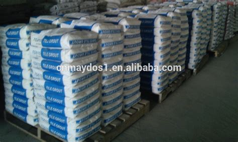 waterproof blue tile grouting material for floor tile
