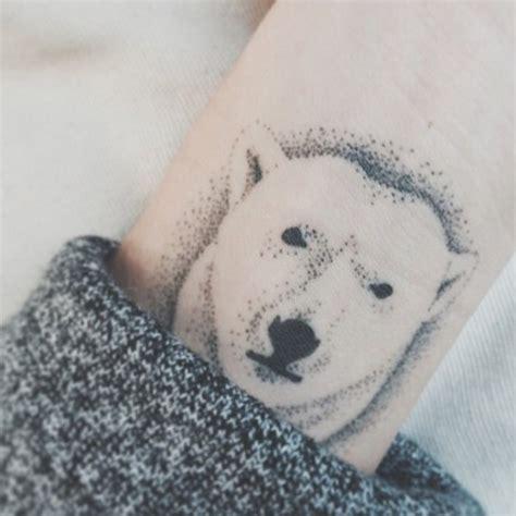 60+ Nice Polar Bear Tattoos