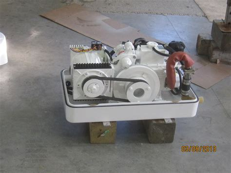 Diesel Boat Generator by What Marine Generator To Buy The Hull Boating